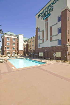 Homewood Suites by Hilton Salt Lake City - Downtown : Swimming Pool & Hot Tub