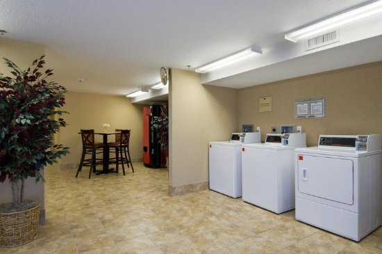 Homewood Suites by Hilton Salt Lake City - Downtown : Guest Laundry Room