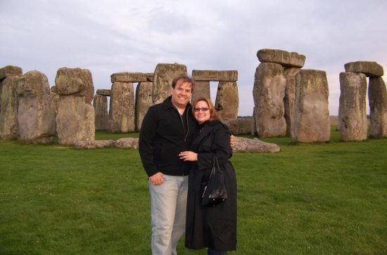 Inner Circle Access of Stonehenge including Bath and Lacock Day Tour from London (278043485)
