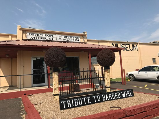 Devil's Rope and Route 66 Museum: photo0.jpg