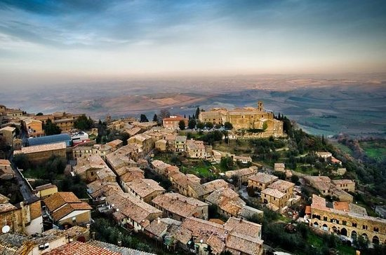 Montalcino and Pienza Tour from Rome
