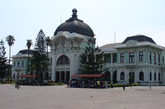 3-Hour Small Group Maputo City Tour