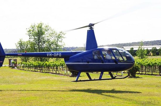 Hunter Valley Helicopter Tour with a...