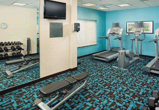 Fairfield Inn & Suites by Marriott San Antonio SeaWorld/Westover Hills: Fitness Center