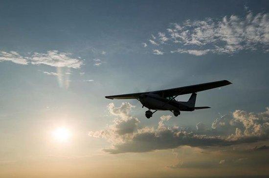 Aventura de Avião de Raleigh