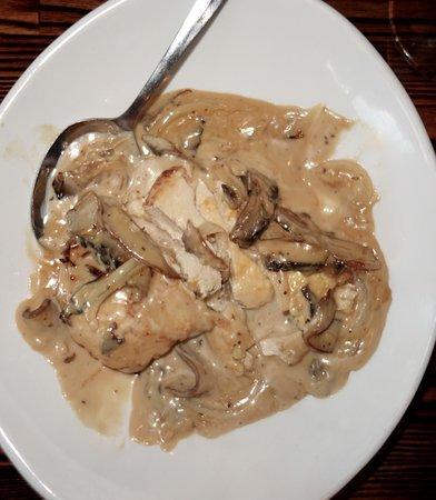 Granger, IN: Chicken Marsala