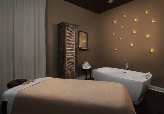Marriott's Barony Beach Club: Namaste Spa - Treatment Room