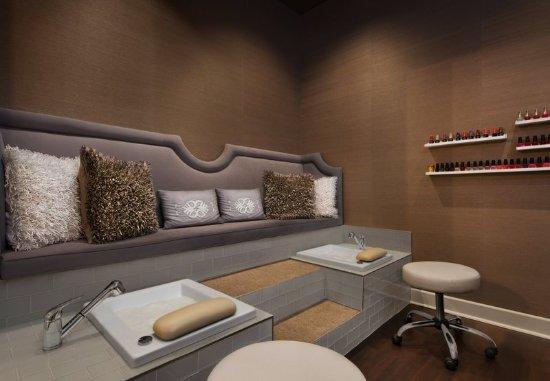 Marriott's Barony Beach Club: Namaste Spa - Pedicure Room