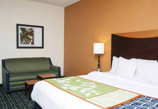 Okemos, MI: Executive King Guest Room