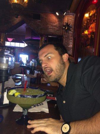 La Mesa, Kaliforniya: HUGE margaritas!
