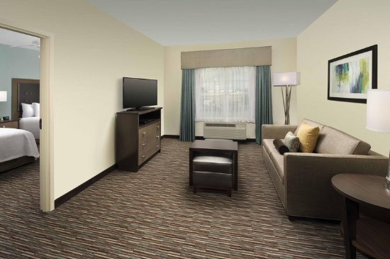 Living Room Picture of Homewood Suites by Hilton San Antonio