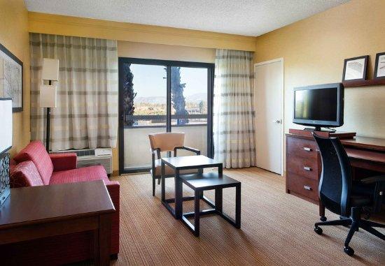 Laguna Hills, CA: Suite Living Room