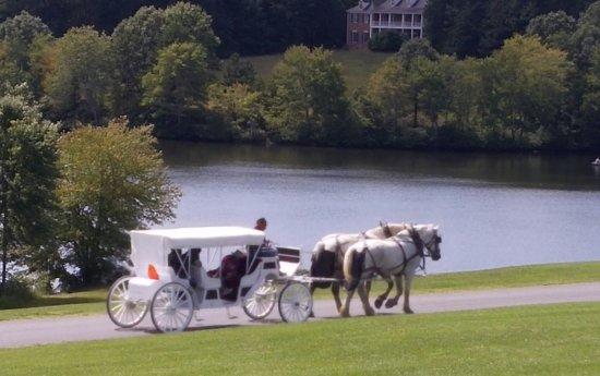 Shenandoah Crossing: Gorgeous Resort