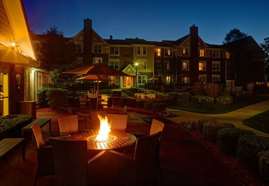 Saddle River, Nueva Jersey: Outdoor Fire Pit