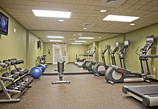 Fairfield Inn & Suites Valdosta : Fitness Center
