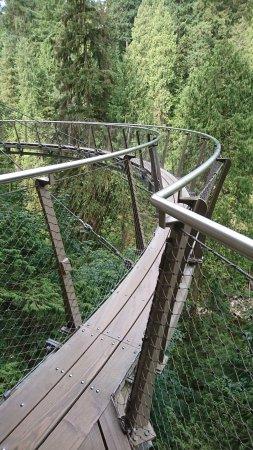 Βόρειο Βανκούβερ, Καναδάς: Cliff bridge
