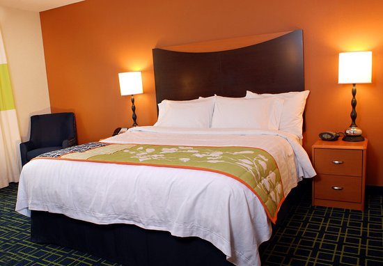 Millville, NJ: King Guest Room