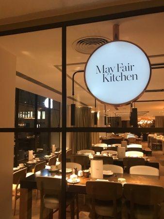 Beau May Fair Kitchen, Mayfair: May Fair Kitchen