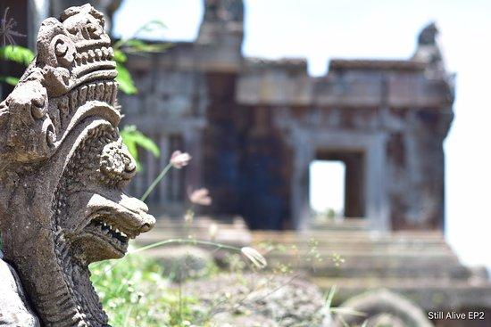 Phnom Chisor Temple: Phnom Chisor