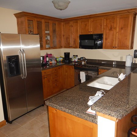 Grand Lodge Crested Butte: Kitchen