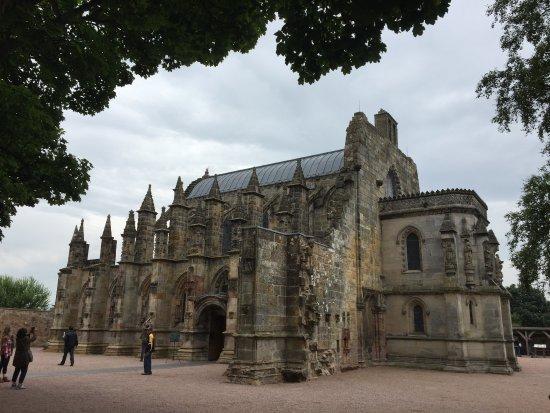 Edinburgh meet and greet transfers picture of edinburgh transfers edinburgh transfers and travel rosslyn chapel m4hsunfo