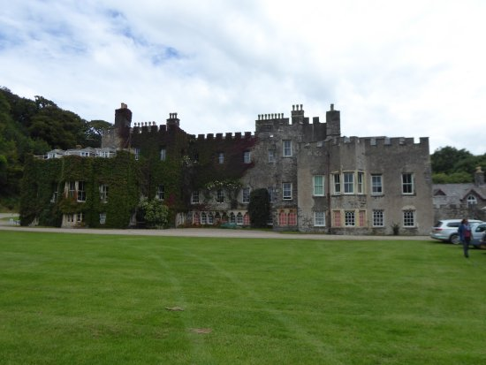 Hartland Abbey & Gardens: The reat of the Abbey