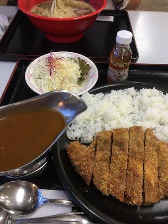 Aira, Japão: 中央上辺りに写ったドレッシングが美味