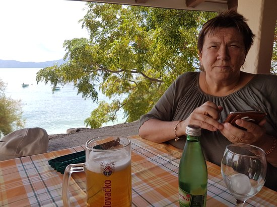 Brist, Croacia: Konoba Mala Mare