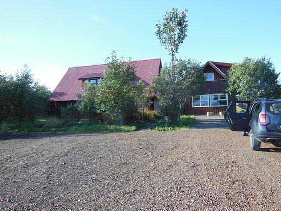 บอร์การ์เนส, ไอซ์แลนด์: Guesthouse islandese