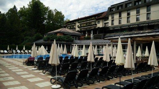 Smarjeske Toplice, Slovenia: in attesa del sole