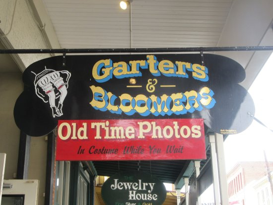 Old Time Photos, Virginia City, Nevada