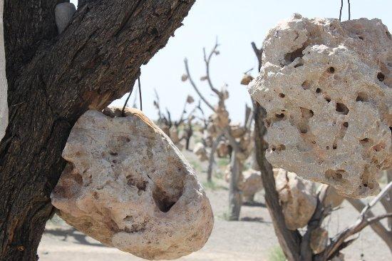 Sirjan, Ιράν: Stone Garden