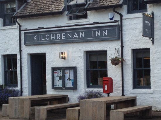Kilchrenan, UK: Entrance