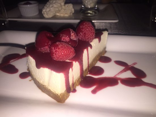 Restaurant La Broche: Cheesecake