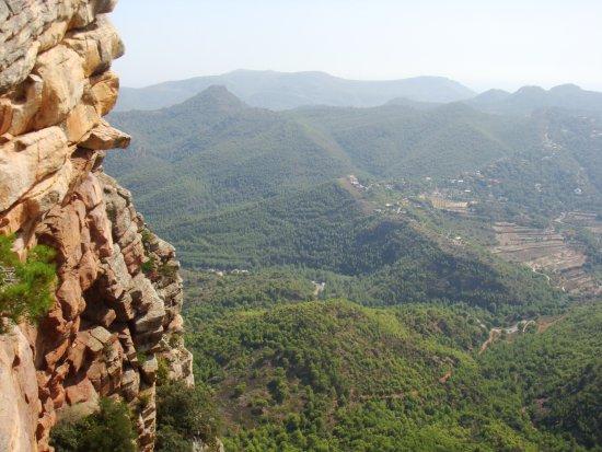Serra, Spain: Mirador Garbi
