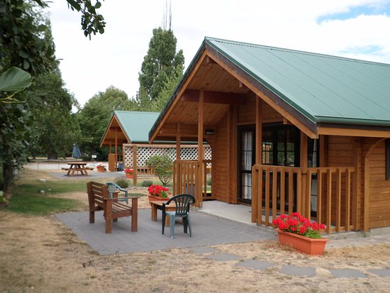 Mirabell Chalets: one bedroom chalets