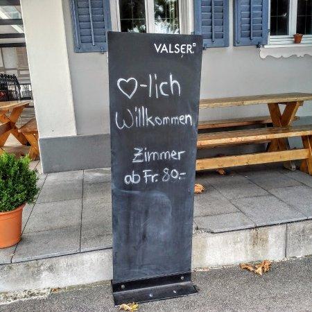 Gasthaus Engel: detail
