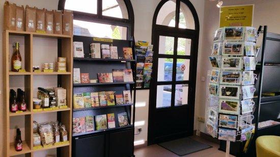 Office de Tourisme des Baronnies en Drôme provençale - Bureau de Montbrun-les-Bains
