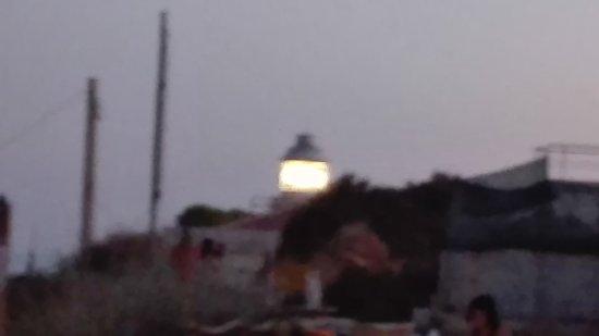Faro di Capo Rossello: Il Faro,la vista,il tramonto