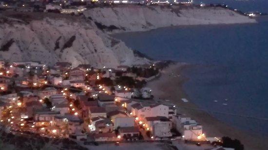 Realmonte, Itália: Il Faro,la vista,il tramonto