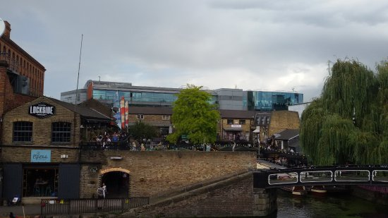 Obraz Holiday Inn London - Camden Lock