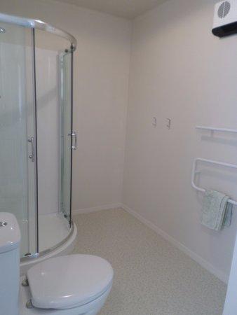 Alexandra, New Zealand: Studio bathroom