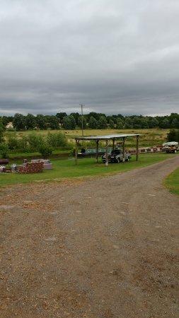 Adderbury, UK: Campsite