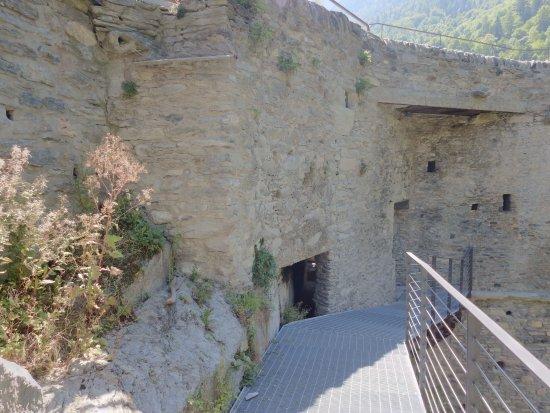 Aymavilles, Italia: ponte