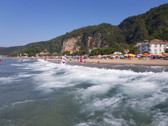Bartin, Turcja: İnkum Plajı