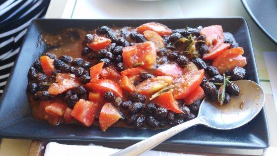Omalos, Grecia: Olive e pomodoro