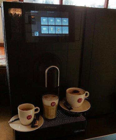 Capelle aan den IJssel, Ολλανδία: Coffie bar