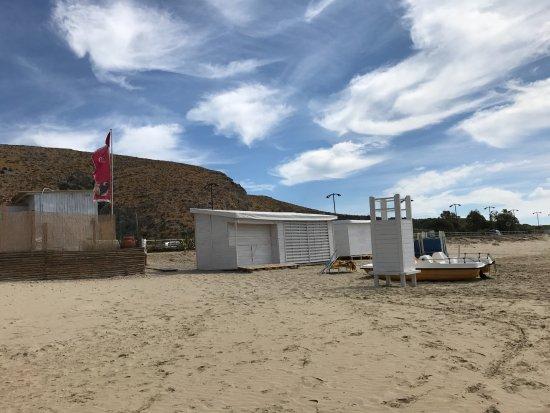 Gaeta, Italien: Spiaggia