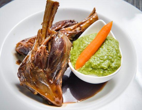 Restaurant Don Dino: lamb...sous vide...mmmmm