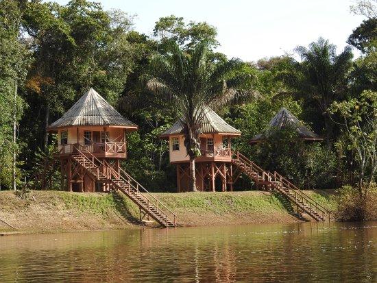 Kabalebo, Surinam: River Cabine